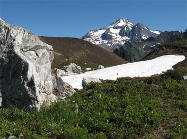 Glacier Peak, Washington  image by Karen Edmundson Bean