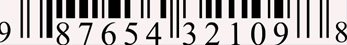 "public domaine image: Wikipedia of Barcode numbers for UPC-A barcode, which corresponds to ""Book of Pure Logic"" by George F. Thomson"